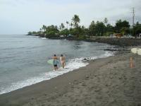 Keauhou beaches