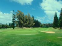 Kailua golf course: Royal Hawaiian Golf Club