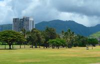 Honolulu golf courses