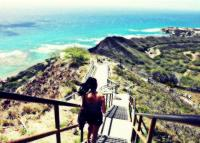 Diamond Head hike: Diamond Head