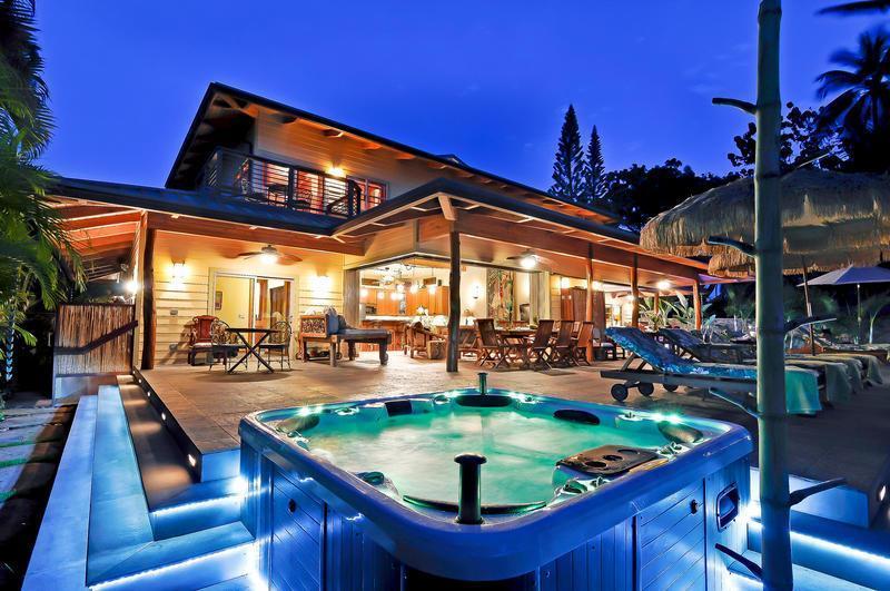 Maui Sandy Beach Vacation Rental In Lahaina South Side Maui Hawaii Usa Private Home