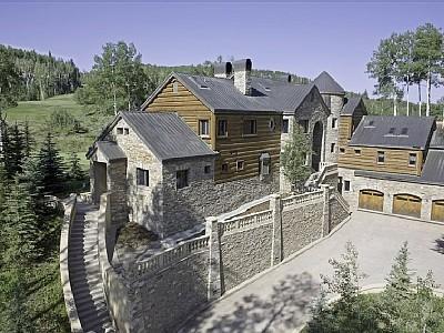 Ski-in Ski-Out Exclusive Mountain Village Private Home