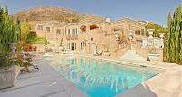 Malibu vacation rental: Villa Calcare - Malibu Mansion with Private Beach Access