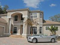 Fort Myers vacation rental: Riverfront Mansion -7 Night Minimum Stay
