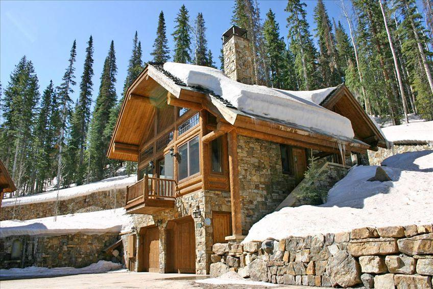 private mountain cabin mountain village vacation rental