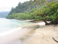 Haena vacation rental: Hale Hanalei Beach House 2 Bedroom