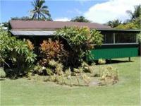 Haena vacation rental: Riko Hale - 2BR Home