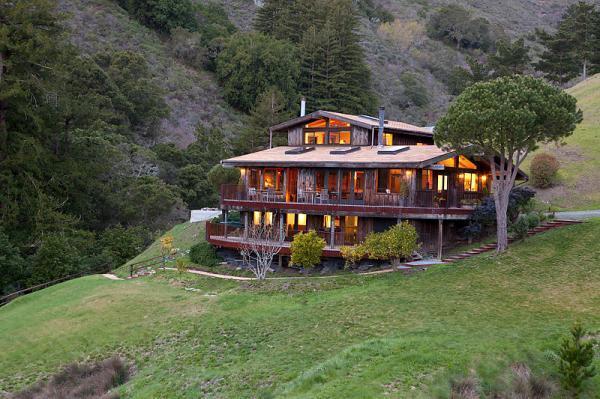 Big Sur Residence - Clear Ridge Redwood Retreat