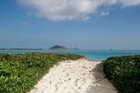 Kailua vacation rental: Kailua Beachfront Estate