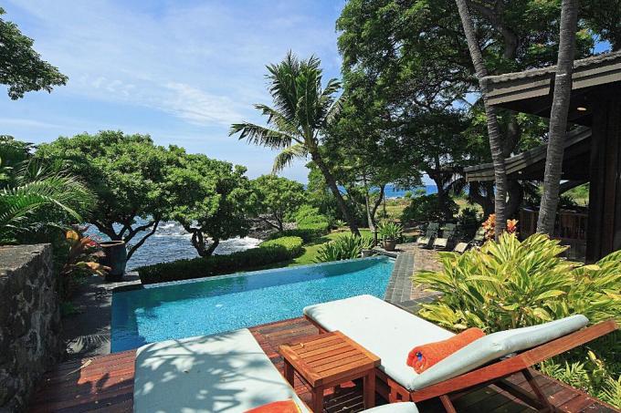 Kona vacation rentals