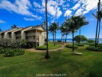 Kapaa condo rental: Islander on the Beach - Studio #259