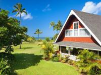 Hanalei beachfront rentals