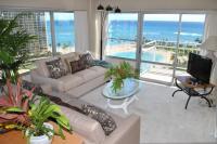 Honolulu condo rental: Great Ocean Beach Views - 1444