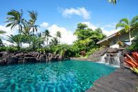 Kahala vacation rental: Purple Jasmine
