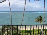 Hauula condo rental: Ocean View - 1BR Condo #610