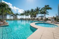 Miami condo rental: Four Seasons 2br/2ba