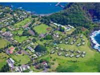 Hana hotel: Travaasa Hana - Sea Ranch Cottage (Suite) Ocean View + Private Hot Tub 1 King or