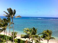 Hauula condo rental: Ocean View 704