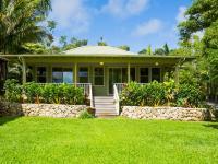 Haiku vacation rental: Plantation Garden Cottage