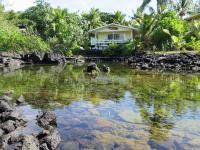 Kapoho vacation rental: Hula Cove