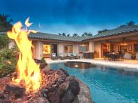 Kona vacation rental: Exclusive Location-Absolutely Private-Saline Infinity Pool-Stunning Ocean Views