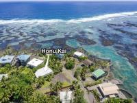 Kapoho vacation rental: Honu Kai Kapoho