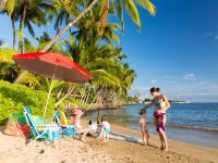 Lahaina vacation rental: Lahaina Beach Villa