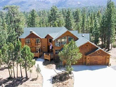 Awesome Deals on Big Bear Palace Vacation Estate Rental 4800sq