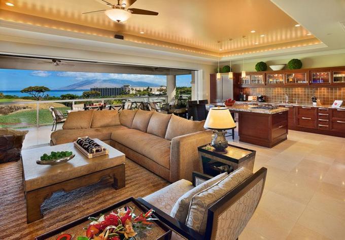 Modern Maui at Ho'olei Grand Wailea - Includes Use of Grand Wailea Resort