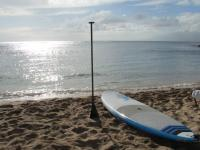 Kapalua thingtodo: Stand Up Paddle with the Kapalua Bay Beach Crew