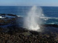 Poipu thingtodo: Spouting Horn